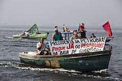 Barqueata na Ilha_03.07.16 _Foto AF Rodrigues_4 copy (AF Rodrigues) Tags: riodejaneiro barco ilhadogovernador baa zumbi baadeguanabara afrodrigues barqueata