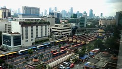 20160703_164152ed01 (MYW_2507) Tags: skyline cityscape skyscrapers jakarta highrises blokm kebayoranbaru