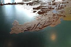 3D Map of Iceland (3) (AntyDiluvian) Tags: iceland reykjavik radhus rhs cityhall map model 3d threedimension threedimensional