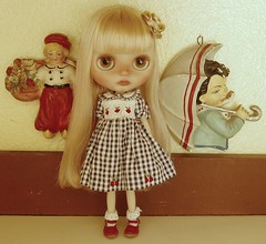 DSC_0001 (Lindy Dolldreams) Tags: blythedoll vintage doll girl chassycatcustom honey translucent