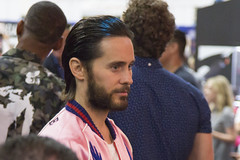 Jared Leto SDCC 2016 (TeamNovak) Tags: sandiego comiccon sdcc 2016 cosplay popculture event convention celebrity comics movies movieprops collectibles fun suicidesquad dc signing willsmith joelkinneman margorobbie karenfukuhara violadavis caradelevingne
