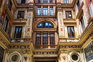 Galleria Sciarra - Rome