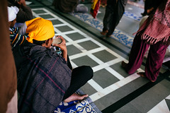Golden Temple Chai (DEARTH !) Tags: sikh holymeal punjab goldentemple travel india chai dearth meal amritsar in