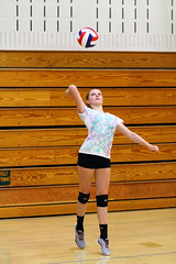 IMG_7168 (SJH Foto) Tags: girls volleyball high school scrimmage northstar boswell pa pennsylvania action shot