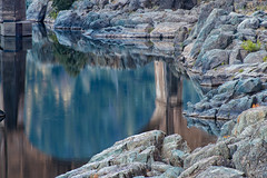 RHM_3717-1662.jpg (RHMImages) Tags: morning americanriver landscape bridge water reflection nohandsbridge nikon northfork d810 auburn rocks california unitedstates us