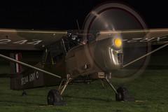 EGVP - Auster AOP Mk9 - XR244 (lynothehammer1978) Tags: egvp aacmiddlewallop aac armyaircorps army austeraopmk9 armyhistoricaircraftflight xr244 ahaf