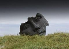 Luci di Nara, Scheveningen, Netherlands (Luke Hermans) Tags: luci di nara scheveningen boulevard face gezicht statue standbeeld