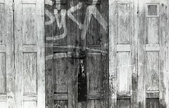 Praha (kaddafi210) Tags: helios44m4 helios258 helios 258 bw blackandwhite monochrome prague czechrepublic summer architecture street streetphoto czech city praha dejvice hradcanska praktica prakticaplc2 retro vintage old light fomapan foma analog film analogue m42