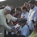 """La visita di Papa Francesco al Centro di assistenza """"Redemptor hominis"""" opera dei Camilliani"""