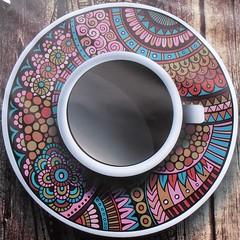 Circled Coffee Logo (sq#0605) (Navi-Gator) Tags: coffee logo details squaredcircle circle