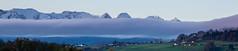 Divide and conquer (tom.leuzi) Tags: morning autumn panorama mountain mountains fall fog clouds landscape schweiz switzerland wolken berge bern peaks berne ll gantrisch mnsingen gerzensee aaretal canoneos6d tamronsp2470mmf28divcusd