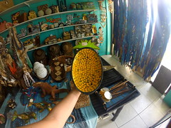 Pineapple (561jaclyn) Tags: shop island store paradise grandturk pineapple stores caicos turk gopro grandturkisland goprooftheday goprophotooftheday
