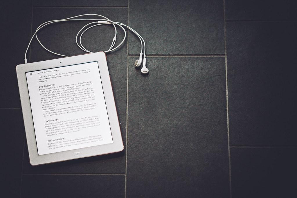 eBook by Jonas Tana, on Flickr