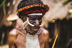 Dani Tribe (atung86) Tags: canon indonesia photography photojournalism documentary dani portraiture elder tribe papua lightroom