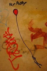 Fly away Pisa (pineider) Tags: italy graffiti fly reflex am heart sony salute away pisa topless murales riflessi cuore a7 anno booba 2015 nno