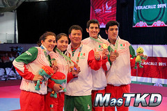 JCC Veracruz 2014, día 3