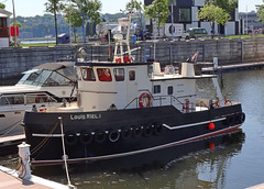 Louis Riel I (Jacques Trempe 2,360K hits - Merci-Thanks) Tags: port river quebec yacht stlawrence stlaurent riel cruiser fleuve