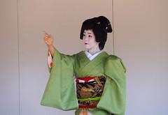 -12 (nobuflickr) Tags: japan kyoto maiko geiko       kamishichiken   ichimomo  kamigamojinjashrine  20141103dsc09217
