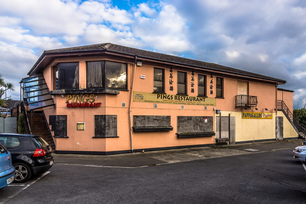 Pings Restaurant [No Longer In Business]  Stillorgan Village Ref-100107