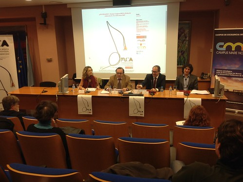 Inauguración Congreso Internacional de Música y Cultura Audiovisual 3