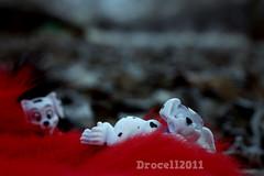 Great villains collection ~ Cruella De Vil (Drocell2011) Tags: de doll evil disney devil villain mattel cruella vil