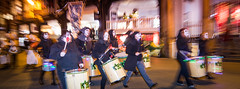 Chester Winter Watch Parade (Dec 2014) (Mark Carline) Tags: christmas winter december cheshire watch parade chester 2014