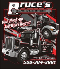 "Bruce's Commercial Truck Services - Wrentham, MA • <a style=""font-size:0.8em;"" href=""http://www.flickr.com/photos/39998102@N07/15764554390/"" target=""_blank"">View on Flickr</a>"