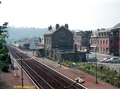 Aywaille-015750 (VDKphotos) Tags: belgium wallonie nmbs aywaille sncb garesstationsbahnhfe