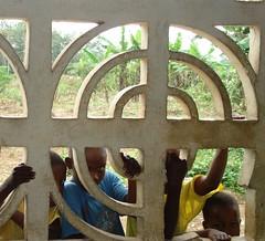 Blick in die Welt#Chancen# Kinder#Fesnter oeffnen fuer die Zukunft
