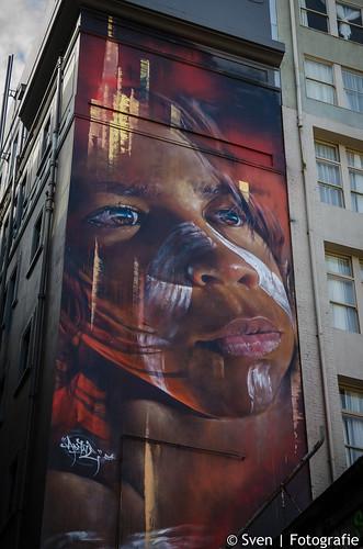 Impressive Streetart