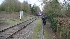 68007 - token exchange again at Wymondham (John W. Davies) Tags: bobo trains coco mk2 valiant 47 spoons duffs mk3 hdvideo mark2 mark3 mnr dereham class47 47579 wymondhamabbey aldeburghfestival dieseltrains 47596 dieselgala vossloh 68007 midnorfolkrailway heritagerail trainvideo jamesnightall intercitycoaches traingala thuxted drsclass68 railgala railvideos
