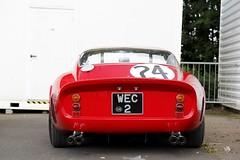 FERRARI 250 GTO (Le Mans Classic)