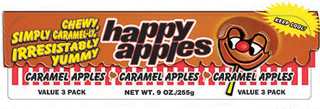 RECALLED – Caramel Apples