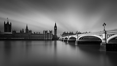 LONDON (vulture labs) Tags: city longexposure england blackandwhite bw london clock westminster nikon cityscape time ndfilter firecrest 1424mm firecrest16 vulturelabs 16stops formatthitech lucroit d800e nikond800e
