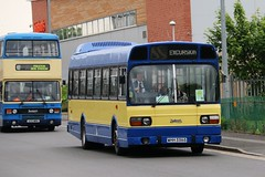 Workington Transport Heritage Trust WHH556S (busmanscotland) Tags: heritage transport national trust leyland workington whh556s 11351a2r