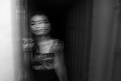 Chanthy (Arddu) Tags: girl cambodia khmer icm intentionalcameramovement