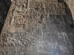 Churning of the Ocean of Milk (oledoe) Tags: temple angkorwat relief angkor basrelief ngeo churningoftheseaofmilk churningoftheoceanofmilk samudramanthan អង្គរវត្ត អង្គរ wikipedia:en=samudramanthan set:name=201411preahvihearsiemreap 0tagged