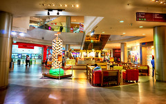 Inside Phoenix (criatvt) Tags: india building architecture mall photography artistic bangalore indoor hdr marketcity finix phoenixmall phoenixmarketcity phenixmall