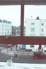 Teen Idle (Hoppipolga) Tags: uk travel england london westminster rain hotel october europe victoria teen teenager idle londra