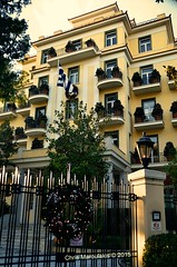 ATHENS  -  HOUSES and BUILDINGS (8) (Chris Maroulakis) Tags: houses buildings nikon january athens greece 2015 kifissia d7000
