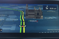 BMW i8 3D Maps (DoctaM3) Tags: blue 3d google maps bmw hybrid i8 protonic bmwi8 doctam3
