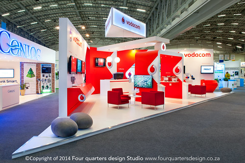 AFRICA UTILITY AWARD WINNING STAND DESIGNS
