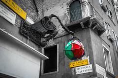 _MG_6957.jpg (Fernandolunad) Tags: old venice urban italy travelling tourism europa italia dragon viajes desaturation urbano turismo venecia antiguo pases dragn desaturacin selectiva