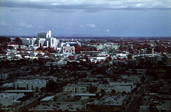 East L.A. (analoguefilm) Tags: film analog 35mm losangeles minolta kodak infrared colorinfrared eir experimentalphotography aerochrome minoltasrtmc
