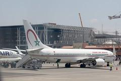 CN-RGI Boeing 737-86N(WL) Royal Air Maroc (pslg05896) Tags: morocco marrakech rak menara boeing737 royalairmaroc gmmx cnrgi