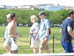 IMG_0660 (FOTOSinDC) Tags: shirtless man men muscles muscle candid handsome running sweaty sweat shorts jogging runner tee jogger