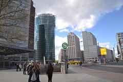 Potsdamer platz, Berlin (Jeanne Menj) Tags: berlin potsdamerplatz