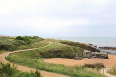 IMG_3494 (-Morgane-) Tags: ocean sea france nature landscape outdoors photography seaside sand rocks sion vende