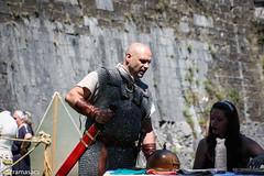 IMG_7340 (scramasacs) Tags: roman legion historicalreenactment