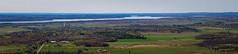 Champlian Lookout (sarouen) Tags: flowers sky ontario landscape spring quebec lookout champlain gatineau
